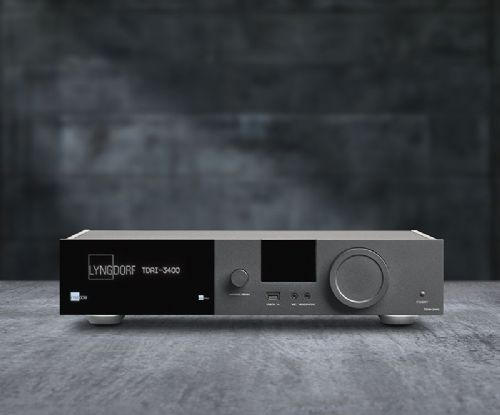 Lyngdorf TDAI-3400 Integrated Amplifier and Audio Processor